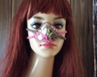 Crocheted Nose Warmer - Nosies