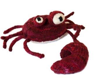 Finn the Fiddler Crab