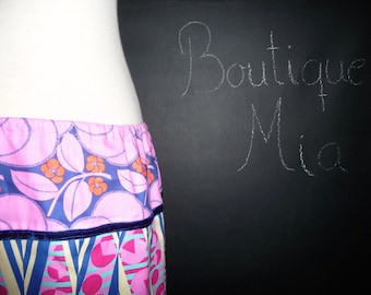 Pencil SKIRT - Amy Butler - Hapi - Made in ANY Size - Boutique Mia