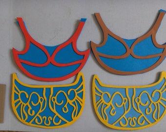 DIY set : Princess Zelda Twilight Princess armor and accessories