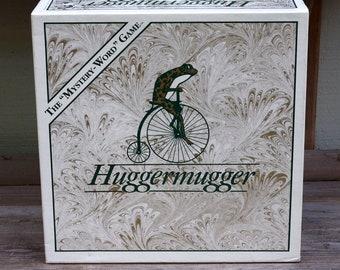 Huggermugger Game Mystery Word Game
