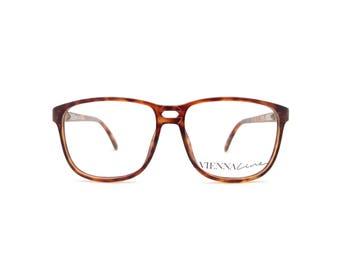 Genuine 1980s Vienna Line 1511 11 Vintage Glasses Frames // Made in Austria // New Old Stock