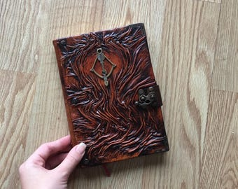 Steampunk Journal, Vikings Journal, Travel Journal, Leather Journal, Leather Notebook, Sketchbook, School Journal, Back to School, Gift Idea