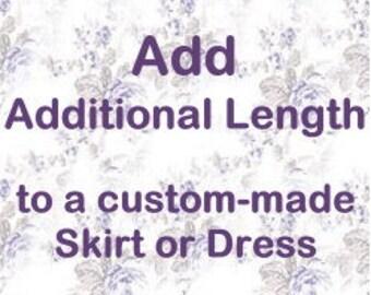 Add additional length