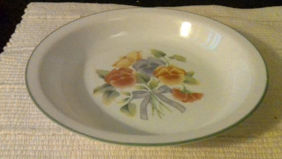 & Corelle Pie Plate Corning Summer Blush Pie Plate LIKE NEW