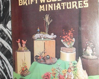 Craft Book - Driftwood Miniatures    - 1973