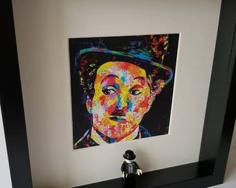 Charlie Chaplin Frame 2