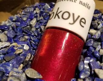 Okoye Custom Nail Polish