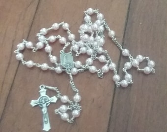 Baby Pink rosary
