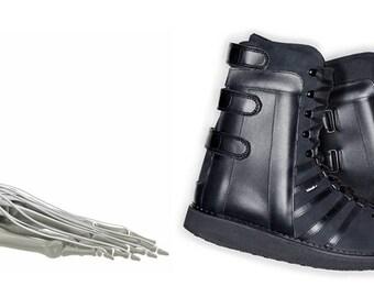 Künzli - ORTHO riabilitazione totale scarpe - 100% vera pelle - taglia 42