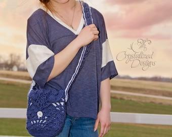 PDF Crochet PATTERN Pure Radiance Purse