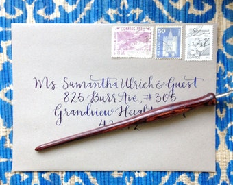 Wedding Envelope Calligraphy, Affordable Modern Calligraphy, Handwritten Envelope Calligraphy, Custom Calligraphy