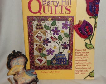 Berry Hill Quilts by Pat Sloan - Free Shipping