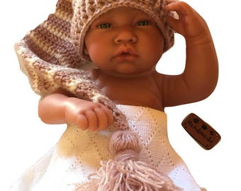 Pixie hat for baby