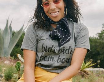Selena Quintanilla Shirt - Bidi Bidi Bom Bom Tee - Tejano Graphic Tee - Fiesta De La Flor - Queen of Tejano Tee - Latina Shirt - Selena