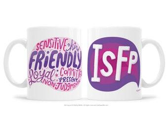 ISFP Gift Introverting Mug MBTI BFF Gift Support Gift Friendship Mug Best Friend Gift Myers Briggs Gift Motivational Mug Inspirational Gift