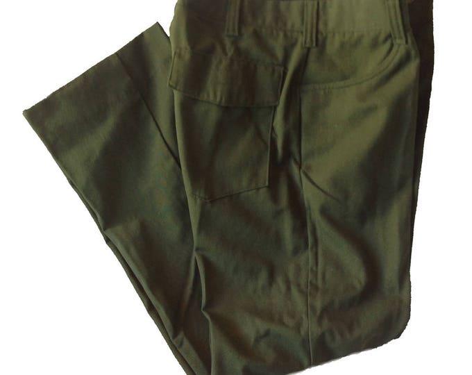 36 x 34 FSS Wildland Fire Fighting Pants Green