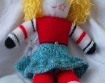 Helena gymnast doll