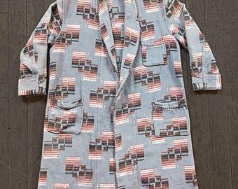 1940s vintage beacon robe