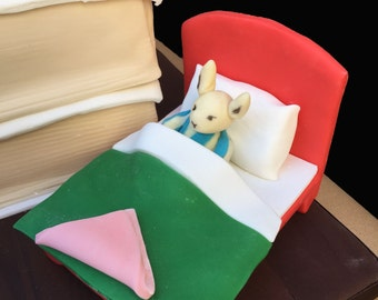 Children's Book Edible Cake Topper