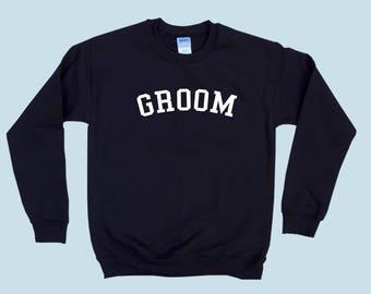 GROOM - Crewneck Sweatshirt