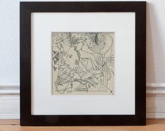 Art Drawing 20/20 cm (7,87/7,87 inch)