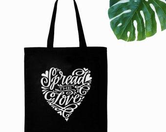 Tote Bag - Spread The Love