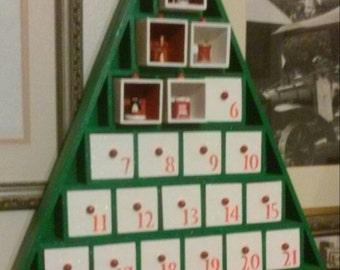Advent Calendar // Christmas Advent Calendar // Holiday Advent Calendar // Christmas Count Down Calendar