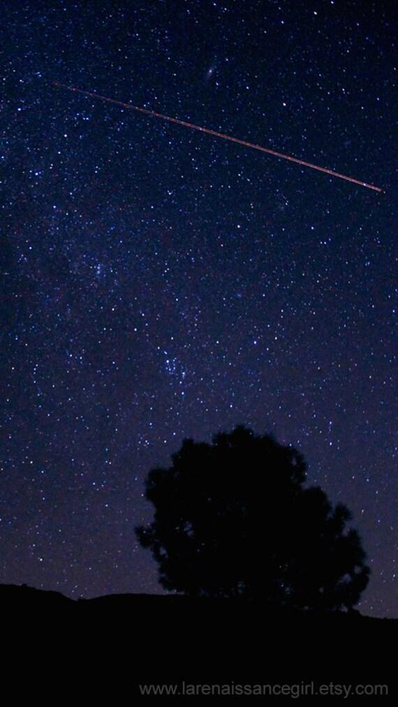 Perseid Meteor Shower / Astrophotography / HD Wallpaper  Perseid Meteor ...