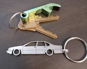 Impala SS Caprice B-body 1994-1996 Keychains Sedan Wagon