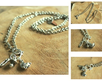 Maternity Necklace & Birth chain (personal)