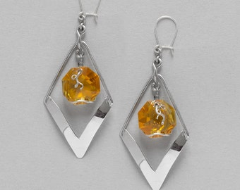 Earrings Swarovski Element