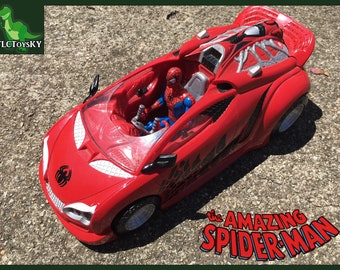Amazing Spider-Man Car with Figure