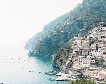 Italy Photography, Beach Print, Wall Art Coastal, Positano, Italy Wall Art, Italy Poster, Amalfi Coast, beach prints, beach coast prints