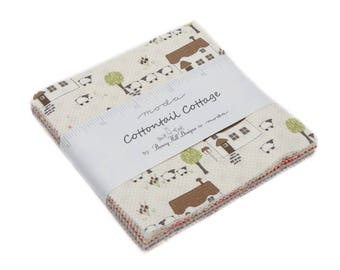 Cottontail Cottage Charm Pack by Bunny Hill Designs for Moda