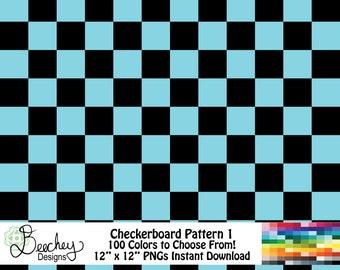 Checkerboard Pattern 1