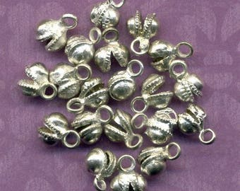 Silver Bells Little Round INDIA lot of 18