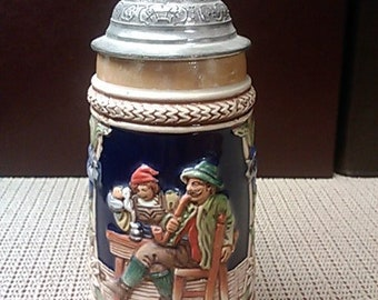 Inn Keeper a German Beer Stein from mid-1900s