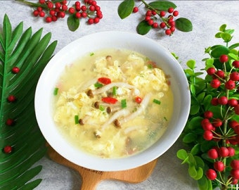 Chinese soup recipe etsy chinese cuisine recipes pdf delicious family and friends festival crab mushroom forumfinder Image collections