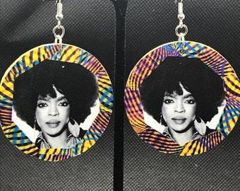 Lauryn Hill Earrings
