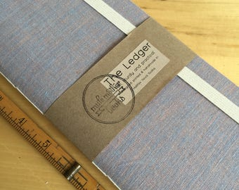 The Ledger Book for accounting, to do lists, inventory, tallying, ideas and more