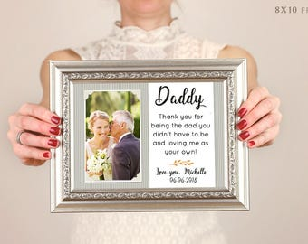 Father Of The Bride Gift, Daughter To Father Gift, I Loved Her First, Frames