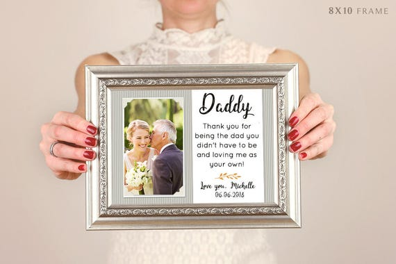 Father Of The Bride Gift, Daughter To Father Gift, I Loved Her First ...