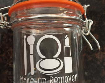 LABEL ONLY makeup remover label/ essential oil label