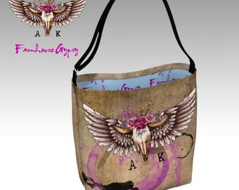 Farmhouse Gypsy Tote Bag
