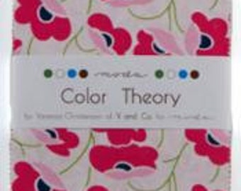 MODA - Color Theory Charm Pack