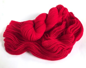 Celt. Pure Wool Sportweight. Ruby Love.