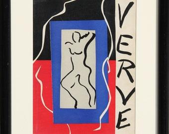 Verve by Henri Matisse