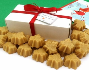 Happy Holidays! Pure Vermont Maple Candy Gift Box