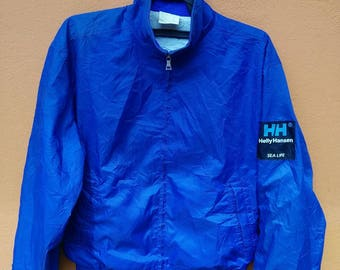 Vintage helly hansen sea life
